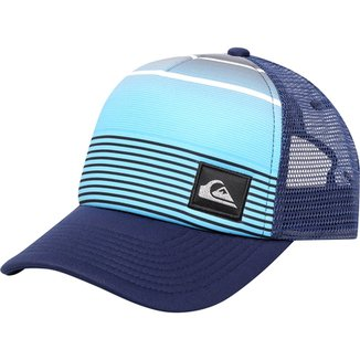 31ffe49411f84 Boné Quiksilver Striped Out