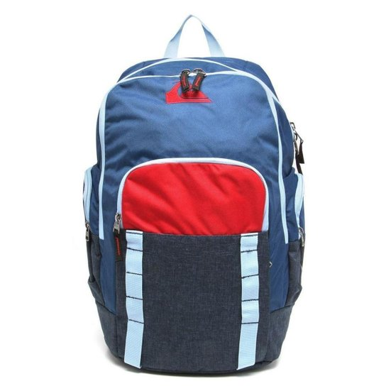 9cf36d7a4 Mochila Quiksilver Extra Special - Azul | Netshoes