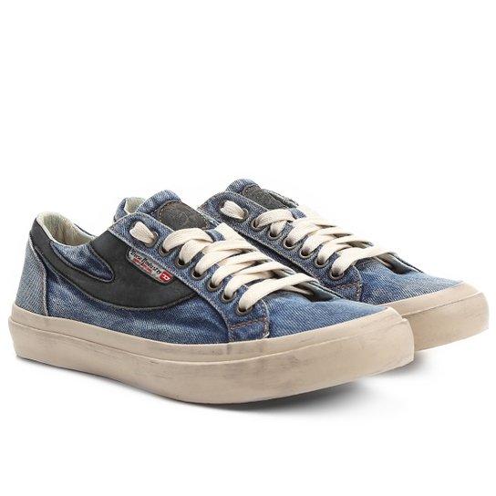 6556468b58e23 Tênis Diesel Volckran S Kwaartzz Low Jeans | Netshoes