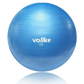 c287264a32 Bola de Pilates e Ginástica Vollke 55cm Antiburst
