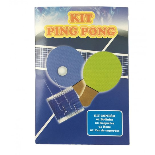 15f339906 Kit Ping Pong Ahead Sports ASE815 - Azul