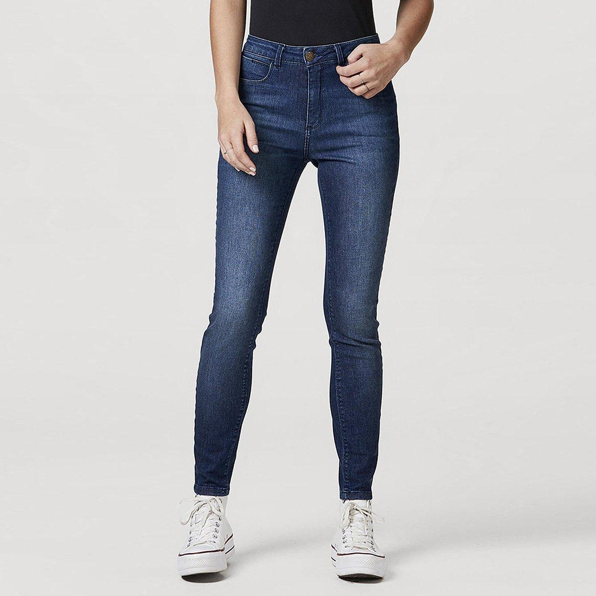 Calça Jeans Skinny Hering Feminina