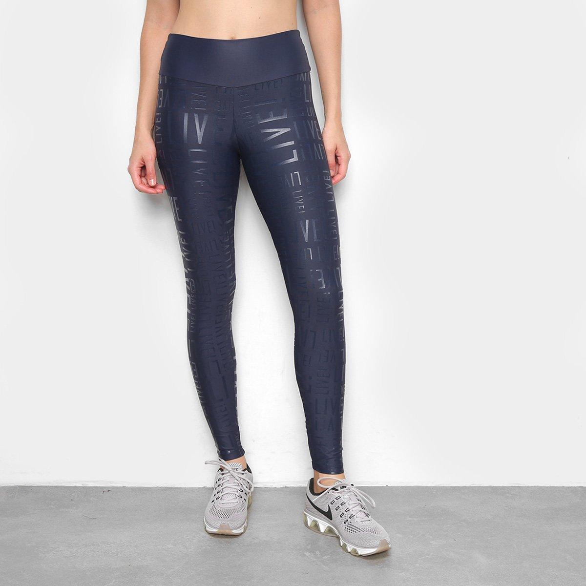 Calça Legging Live! Essential  Feminina