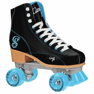 Patins Quad Elite Roller Derby Candi Girl Sabina Black