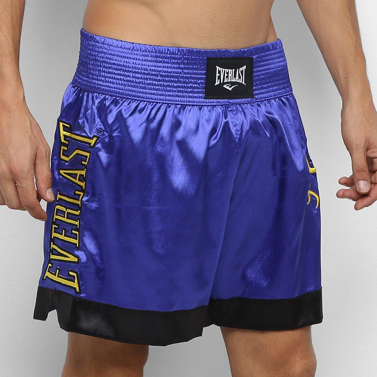 Shorts De Muay Thai/Boxe Everlast