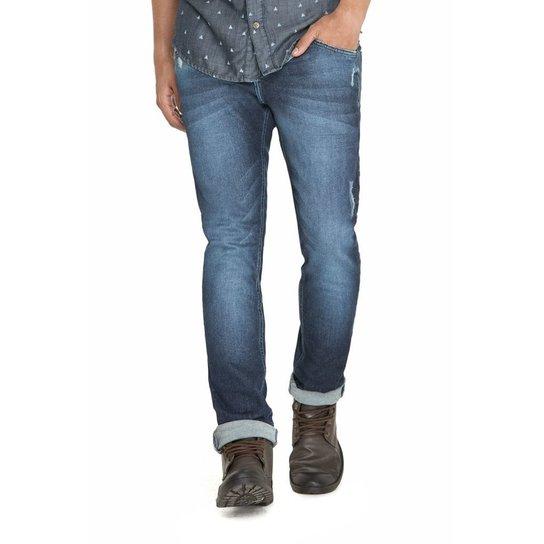 58f038b4d Calça Eventual Jeans Evt Skinny Masculina - Compre Agora | Netshoes
