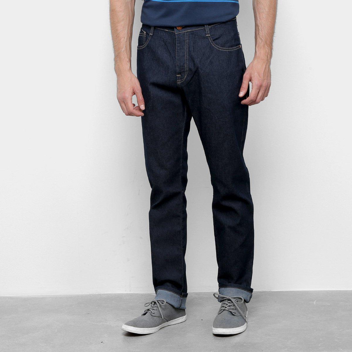Calça Jeans Ecko Slim Fit Masculina - Tam: 42
