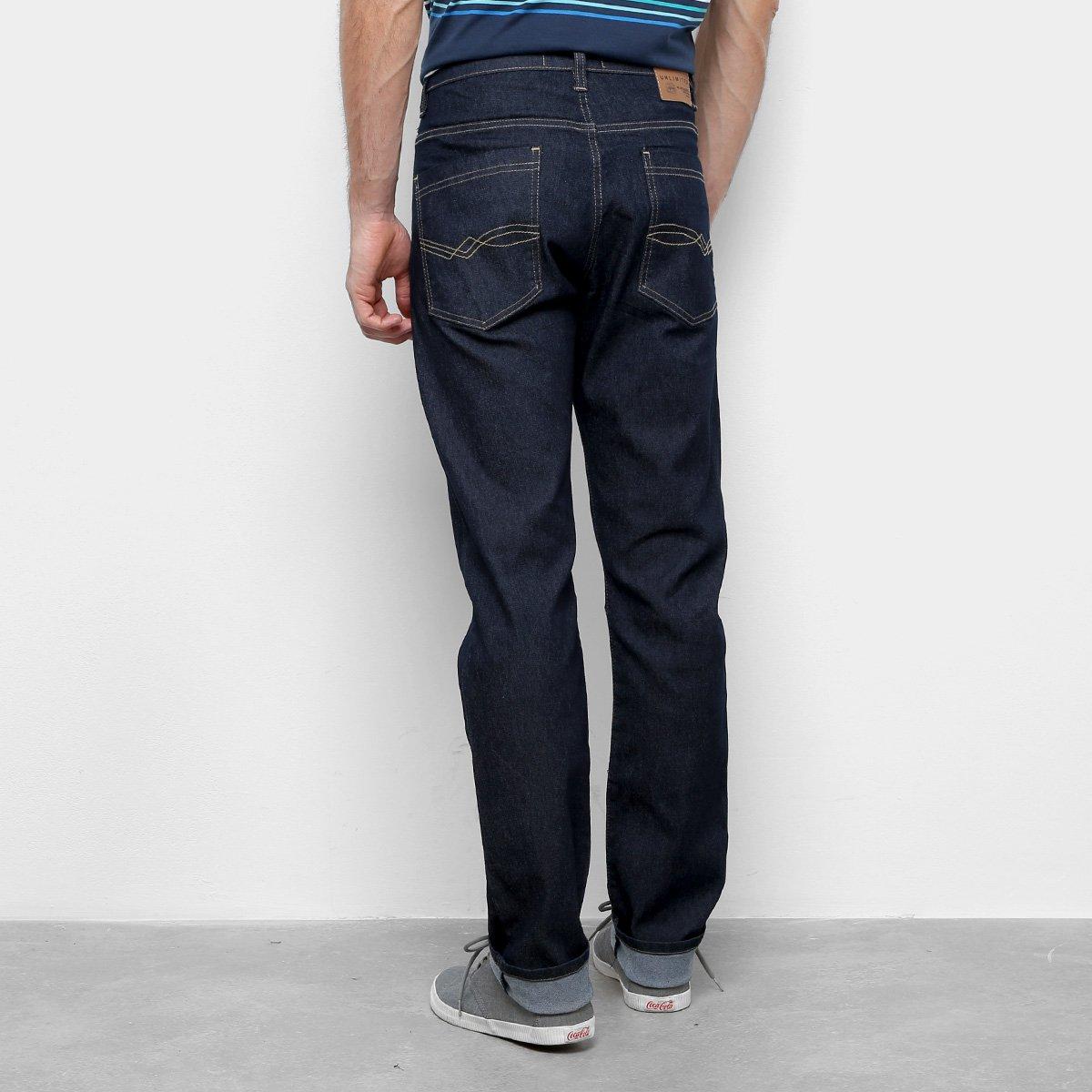 Calça Jeans Ecko Slim Fit Masculina - Tam: 42 - 1
