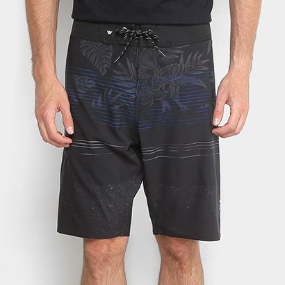 Boardshort Hang Loose Rainforest Masculino