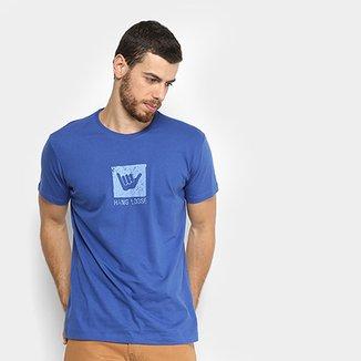 Camisetas Hang Loose com os melhores preços   Netshoes 41e65e4a4f