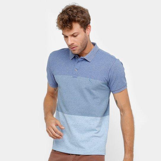 Camisa Polo Reserva Piquet Degradê Mesclado Masculina - Compre Agora ... 598edb0f9bcfa