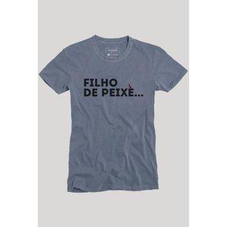 Camiseta Filho De Peixe Reserva Masculina 34cc3173f2728
