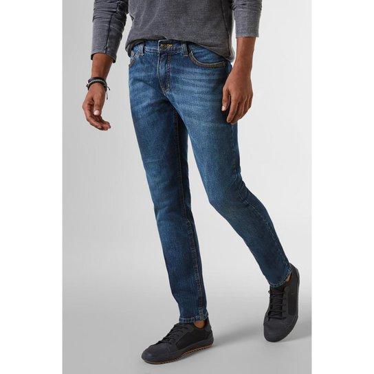 8feda686d Calça Jeans Reserva 5531 Alvarenga Masculina - Azul - Compre Agora ...