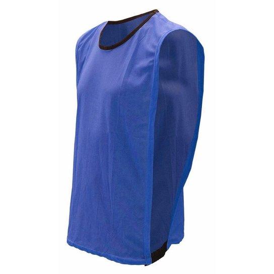 88a24dc0490d38 Colete de Futebol Light - Kit 10 pçs - Azul | Netshoes