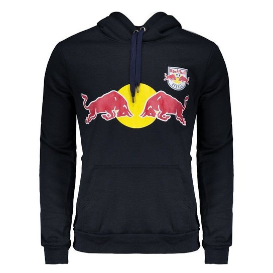 Moletom Red Bull Brasil Logo Masculino - Compre Agora  b980fd17bcd