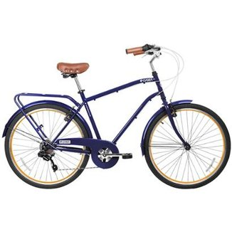Bicicleta Gama City Commuter Aro 26  Chic