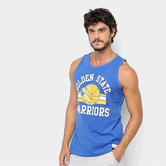 c8679c567f Regata NBA Golden State Warriors Mitchell   Ness Masculina