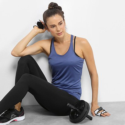 Regata Gonew Workout Feminina