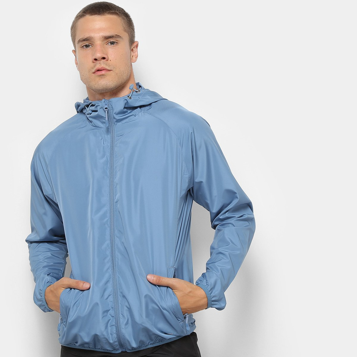 Foto 1 - Jaqueta Gonew Windbreaker Packable Masculina