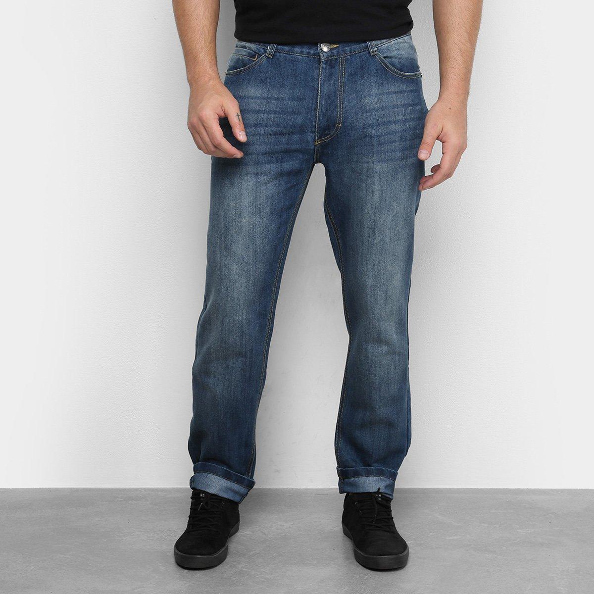 Calça Jeans HD Estonada Masculina