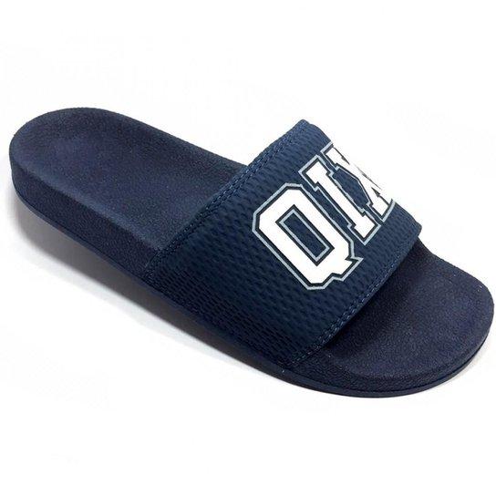 1dd8f30576 Chinelo QIX Slide 93 Masculino - Azul - Compre Agora