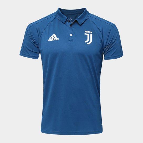 e5dc87a896 Camisa Polo Juventus Adidas 17/18 Viagem Masculina   Netshoes