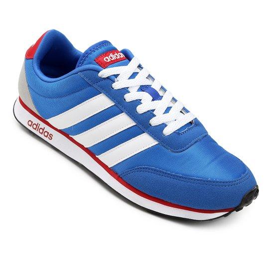 8a2c9aa242fa7 Tênis Adidas V Racer Masculino - Compre Agora