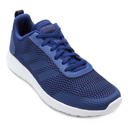 8b10946431 Tênis Adidas CF Element Race Feminino - Azul - Compre Agora