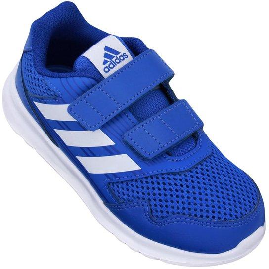 b5472718ab9 Tênis Infantil Adidas Altarun - Azul - Compre Agora