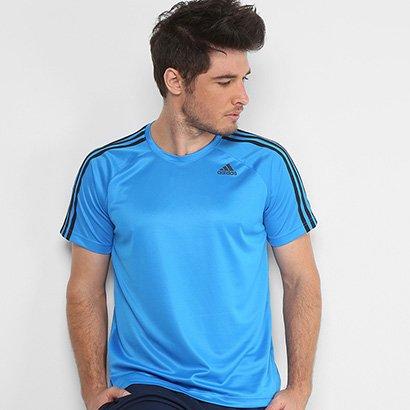 Camiseta Adidas Mc D2M 3S Masculina