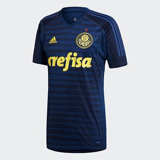Camisa de Goleiro Palmeiras 2018 s n° - Torcedor Adidas Masculina 83f756c84dc8e