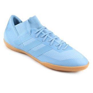 621cb2541bbb6 Chuteira Futsal Adidas Nemeziz Messi Tan 18 3 IN