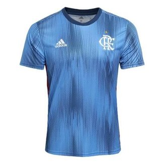Camisa Flamengo III 2018 s n° - Torcedor Adidas Masculina 0275acb3fa96a
