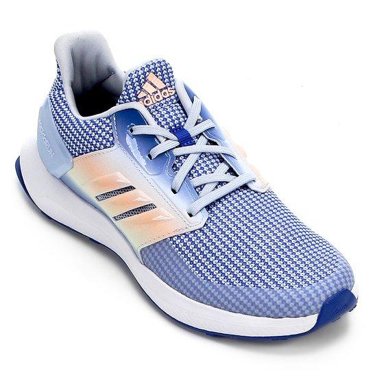 c7741d5322b Tênis Infantil Adidas Rapidarun - Azul - Compre Agora