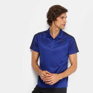 Camisas Polo Adidas Masculinas - Melhores Preços  fcef203483bd1