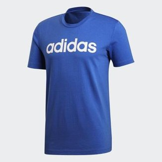 89fc6fed18902 Camiseta Adidas Logo Masculina