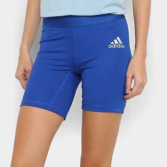 Bermuda Adidas Ask TIG ST7 Feminina 2176a71104ca9