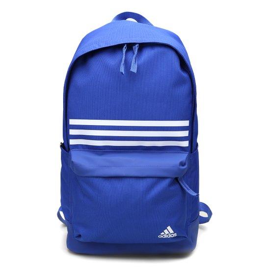e5fbee9f6f9 Mochila Adidas Clas Back Pack 3 Stripes - Compre Agora