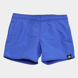 Bermuda D Água Adidas Solid Juvenil Masculina 5170393b007