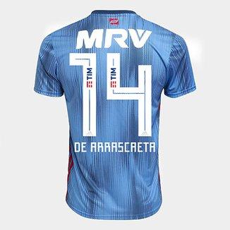 7623056e3262e Camisa Flamengo III 18 19 n°14 De Arrascaeta - Torcedor Adidas Masculina