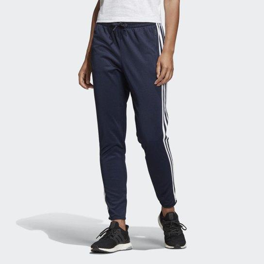 90c8c713e18 Calça Adidas ID Striker Feminina - Azul - Compre Agora