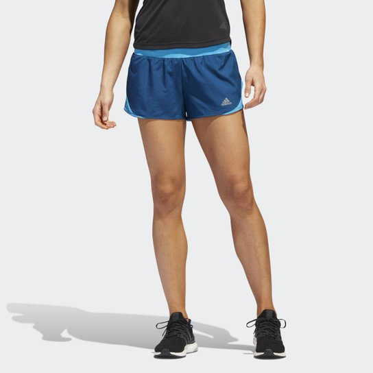 d3a6c901bae91 Short Run It Adidas Feminino | Netshoes