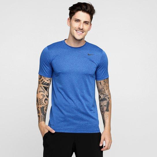 a790d1cc55 Camiseta Nike Legend 2.0 Ss Tee Masculina - Azul - Compre Agora ...