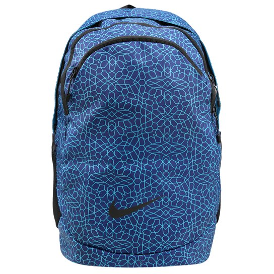 295865a0b Mochila Nike Legend Backpack - Azul+Preto