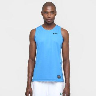 78f5d8887dd17 Camiseta Regata Nike Elite Hybrid Tan