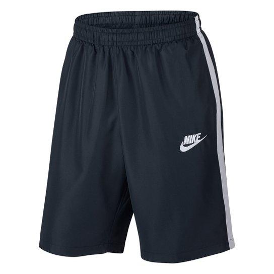a1e4c6c5d7 Bermuda Nike NSW Season Reta Masculina - Compre Agora