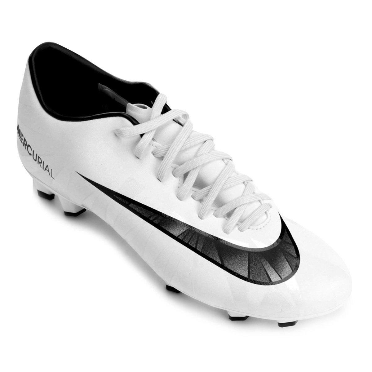 Chuteira Campo Nike Mercurial Victory 6 CR7 Masculina  609aef22976a7
