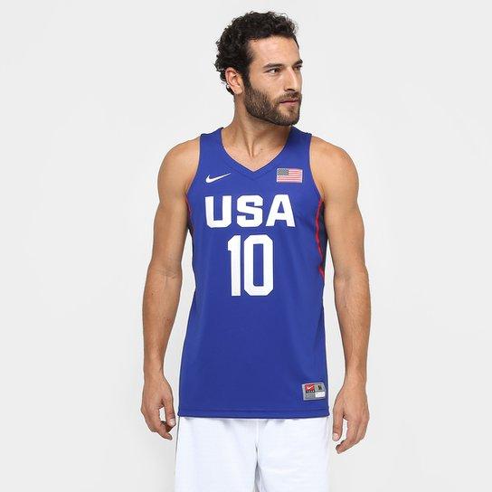Camiseta Regata Nike Estados Unidos - Kyrie Irving - Compre Agora ... c48565c94fe