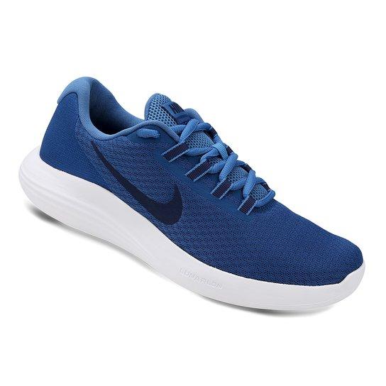 15e0e5dd272 Tênis Nike Lunarconverge Masculino - Azul - Compre Agora