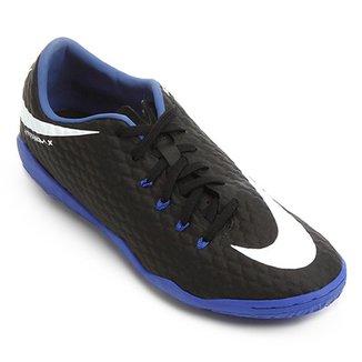 Chuteira Futsal Nike Hypervenom Phelon 3 IC 6dd1cf8145f88